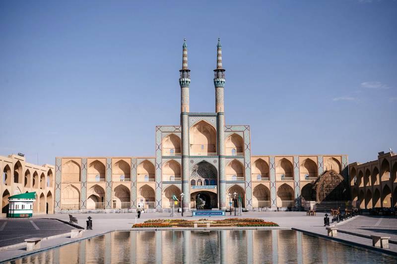 The Amir Chakhmaq Complex, Yazd. Photo: Christopher Wilton-Steer and The Aga Khan Development Network