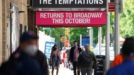 New York's Broadway mandates vaccines and masks for all shows