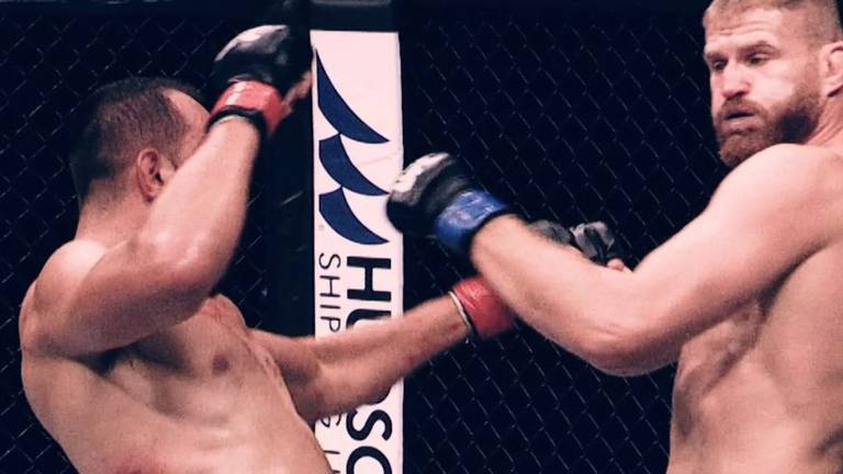 An image that illustrates this article UFC returns to Abu Dhabi with two title bouts