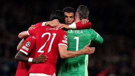 Manchester United v Villarreal ratings: De Gea 9, Ronaldo 7; Rulli 5, Capoue 6