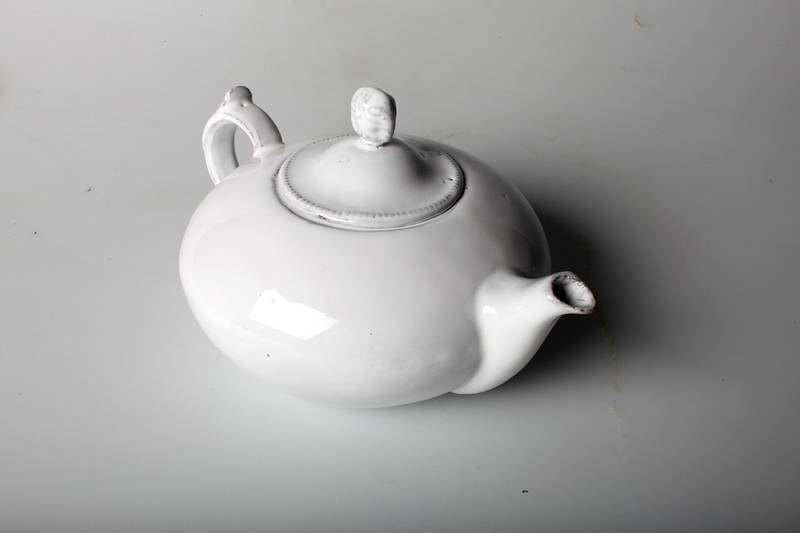 August 30, 2010/  Abu Dhabi / Objective Desires Tea Pot August 30, 2010. (Sammy Dallal / The National)