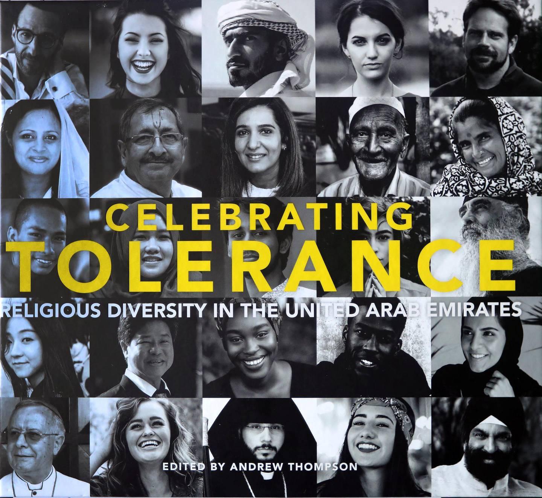 Celebrating Tolerance book. Movtivate