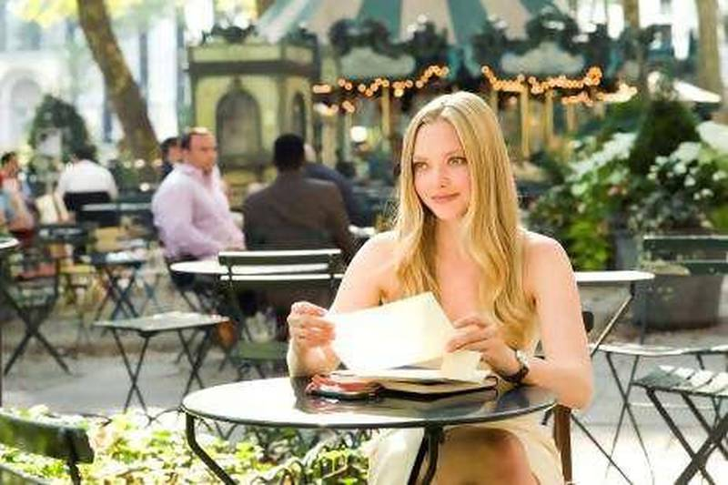 AMANDA SEYFRIED stars in LETTERS TO JULIET.  Courtesy of Summit Entertainment