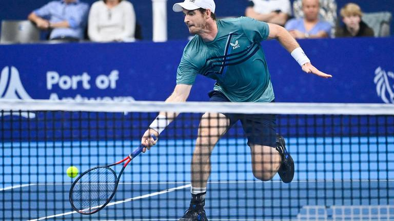 An image that illustrates this article Murray hails 'unbelievable battle' after marathon victory over Tiafoe