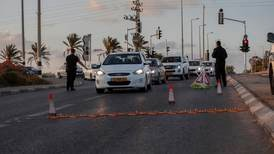 Israeli police capture four of the six Palestinians who escaped from Gilboa prison