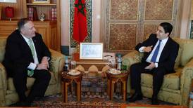 Pompeo takes Iran pressure campaign to Morocco as US considers Middle East troop boost