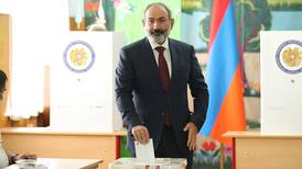 Armenian PM Pashinyan wins elections praised by monitors for transparency