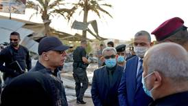 Iraqi PM confronts suspected killer of Karbala mayor and vows justice