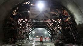 Etihad Rail's mighty mole bores through Hajar mountains to pave way for tracks