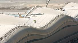 WATCH: Midfield Terminal continues to take shape at Abu Dhabi airport