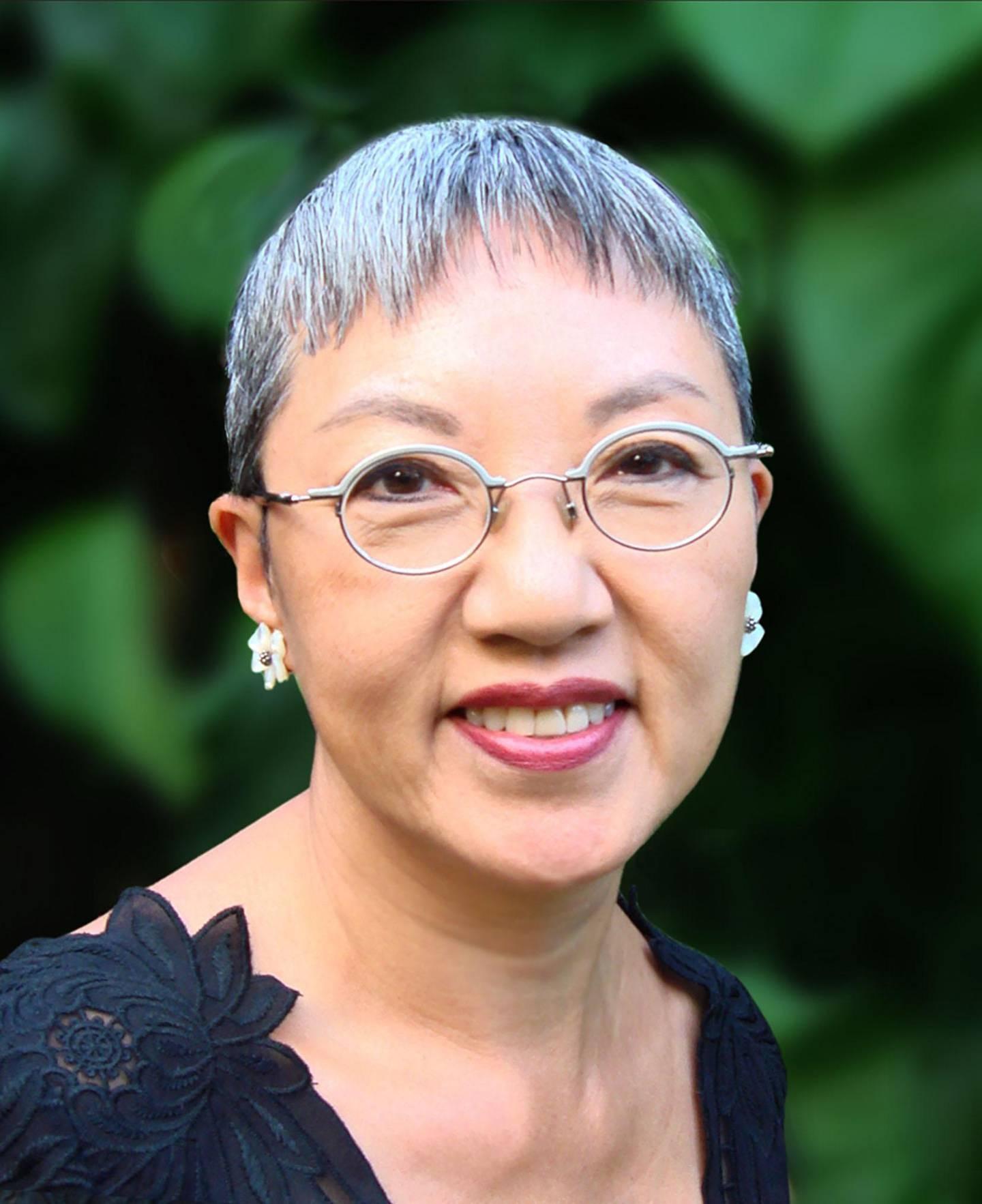 Eugenia Kim. Courtesy Bloomsbury