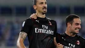 'I'm just warming up': Zlatan Ibrahimovic agrees new AC Milan deal worth €7m