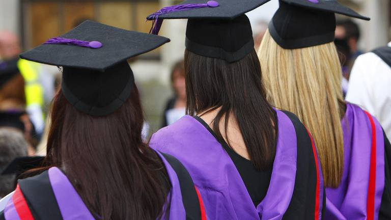 An image that illustrates this article England has world's most expensive university tuition fees