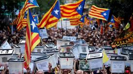 Catalan separatists' divisions erupt on referendum anniversary