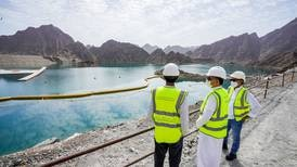 Hatta waterfalls to be completed in 2022