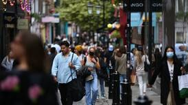 Face mask use in UK falls by millions after rules relaxation