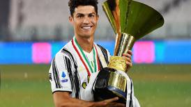 Cristiano Ronaldo given night off as Juventus crash to defeat, but gets his hands on Serie A title
