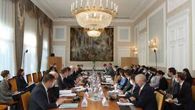 US and Russia hold 'substantive' arms control talks in Geneva