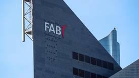 FAB's Q1 net profit rises 3% on lower impairment charges