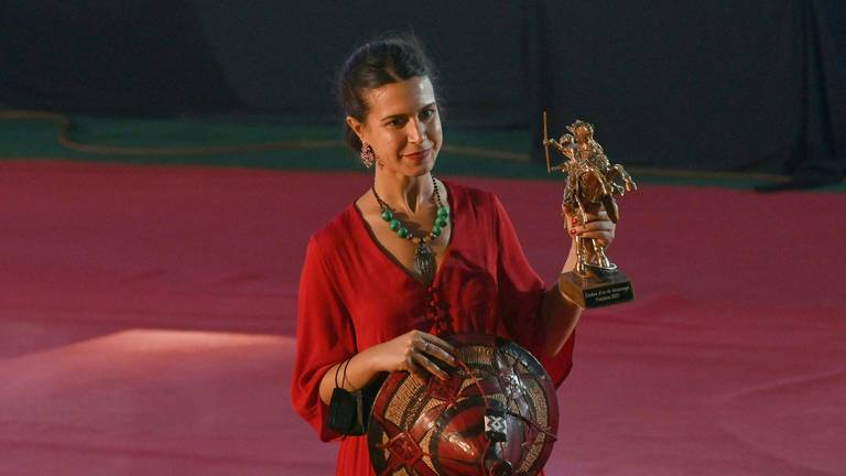 An image that illustrates this article 'The Gravedigger's Wife': Somali story wins Africa's top film prize
