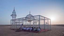 Saudi artist Ajlan Gharem wins Jameel Prize 6 for cage-like mosque installation