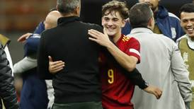 Gavi the 'future' after becoming Spain's youngest ever player, says Luis Enrique