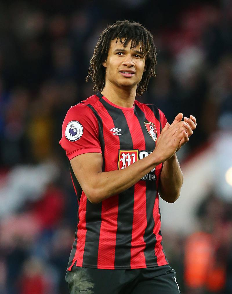 File photo dated 01-02-2020 of Bournemouth's Nathan Ake. PA Photo. Issue date: Thursday July 30, 2020. Manchester City have agreed a fee of £41million with Bournemouth to sign defender Nathan Ake, the PA news agency understands. See PA story SOCCER Man City. Photo credit should read Mark Kerton/PA Wire.