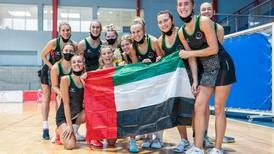 UAE Falcons create netball history by striking gold at European Open Challenge