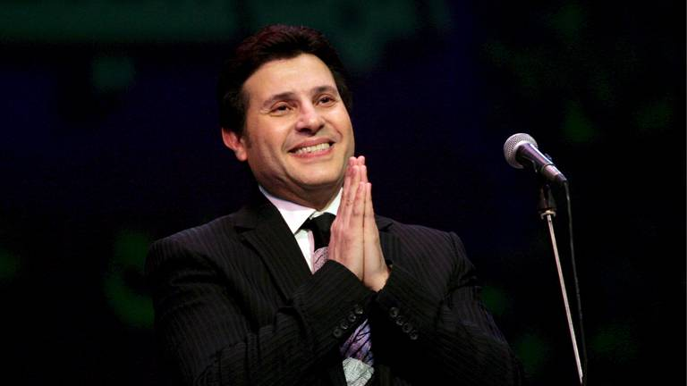 An image that illustrates this article Egyptian singer Hany Shaker to perform in Abu Dhabi in November