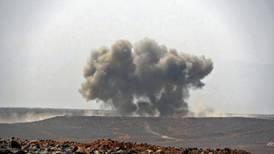 Three dead and 30 injured in strikes on Yemen's Marib city