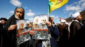 Iraqi officials mourn death of Muhandis and Suleimani