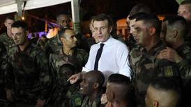 Emmanuel Macron looks to give 'new force' to Sahel campaign on Africa visit