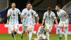 Copa America: Argentina beat Colombia on penalties to set up final showdown with Brazil