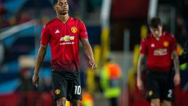 Marcus Rashford should be given his chance up front, says former Manchester United striker Brian McClair
