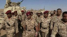 Yemen fighting kills 65 fighters as Houthis push on Marib