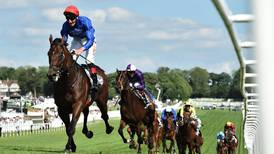 Adayar earns Godolphin trainer Charlie Appleby his second Derby success