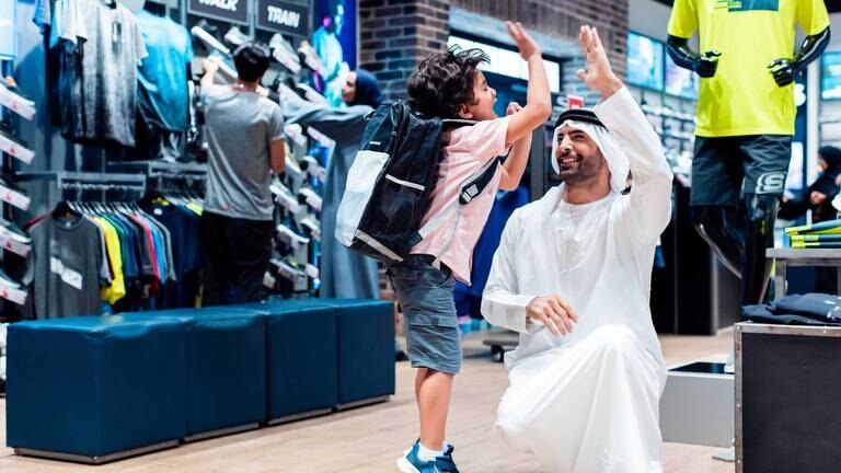 An image that illustrates this article Majid Al Futtaim to hire 3,000 Emiratis in new recruitment campaign