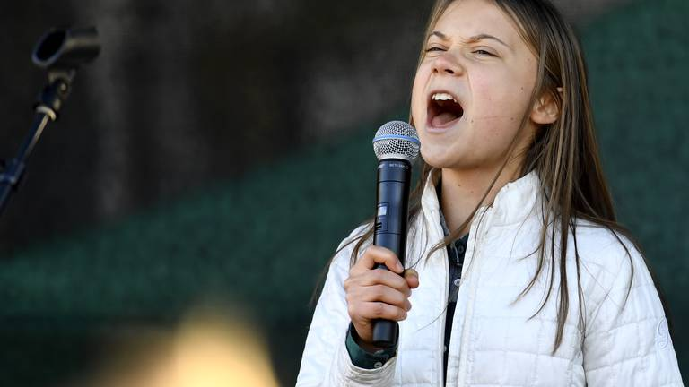 An image that illustrates this article Greta Thunberg fears Cop26 will fail
