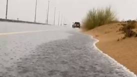 More wet weather forecast for the UAE