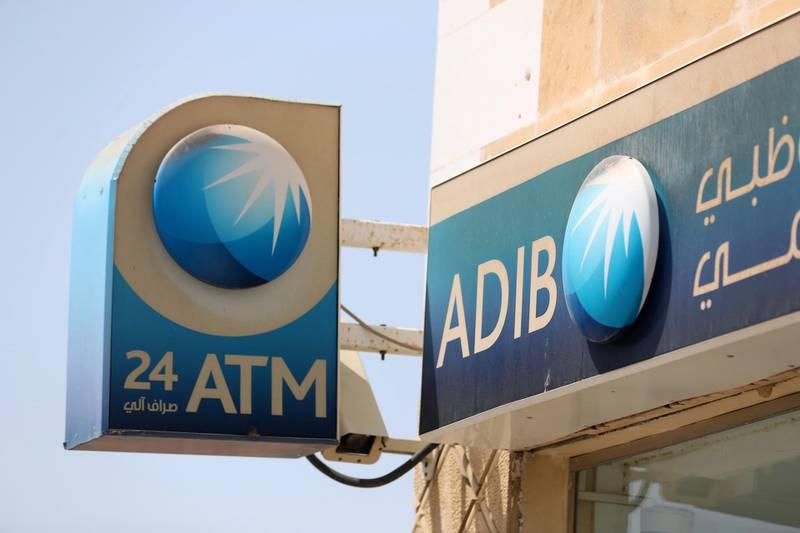 Fujairah, United Arab Emirates - June 23rd, 2018: Stock and Standalone photos of Fujairah. ATM for ADIB. Saturday, June 23rd, 2018 in Fujairah. Chris Whiteoak / The National