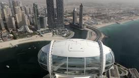 Ain Dubai offers a head-spinning experience