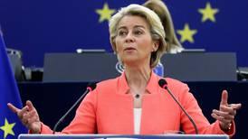 EU's von der Leyen: Migration feuds leave borders exposed to 'hybrid attack'
