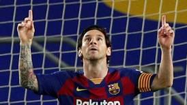 Quique Setien urges Uefa to let Barcelona play Napoli at Camp Nou