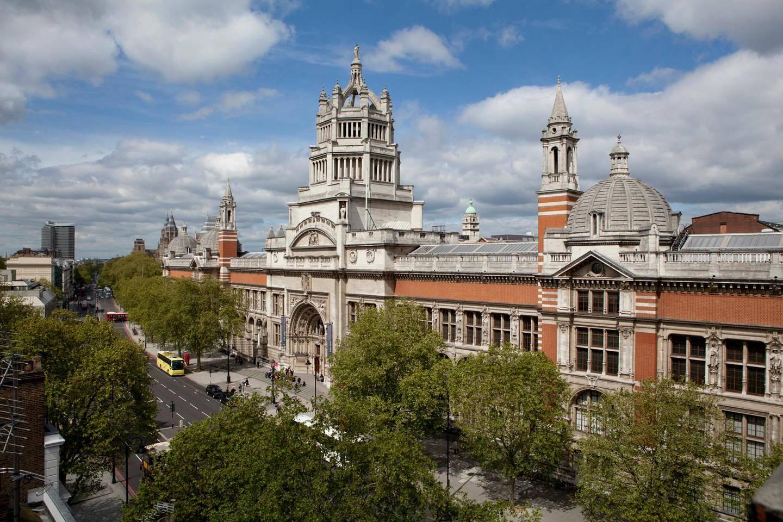 A handout photo of Victoria and Albert Museum, London (Courtesy: Victoria and Albert Museum, London) *** Local Caption ***  al26ju-culture-victoria.jpg