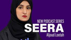 The new Seera podcast: designer Aljoud Lootah on creating a gift for Pope Francis