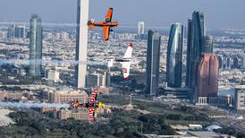 Red Bull Air Race is flying back to Abu Dhabi
