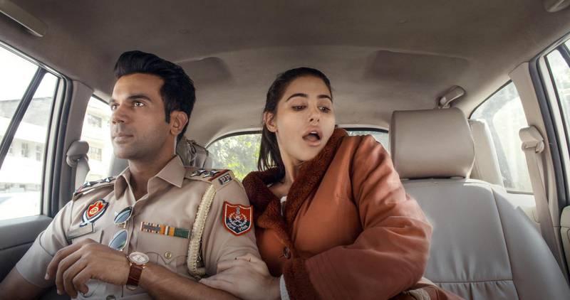 Rajkummar Rao and Nargis Fakhri are the lead actors in 5 Weddings. Courtesy: uniglobe entertainment