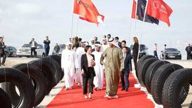 Abu Dhabi to attract car parts companies after launching Dh2.2bn tyre plant