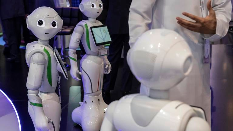 An image that illustrates this article Gitex 2021 Day 3 - in pictures