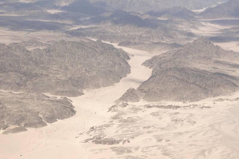 Sinai mountain range, Sinai Peninsula, South Sinai Governorate, Egypt